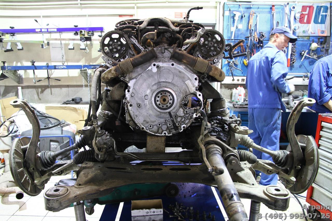 Ремонт двигателей Фольксваген Volkswagen engine repair