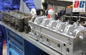 ремонт двигателя мультивен