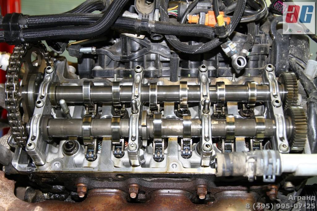Ремонт двигателя Фольксваген